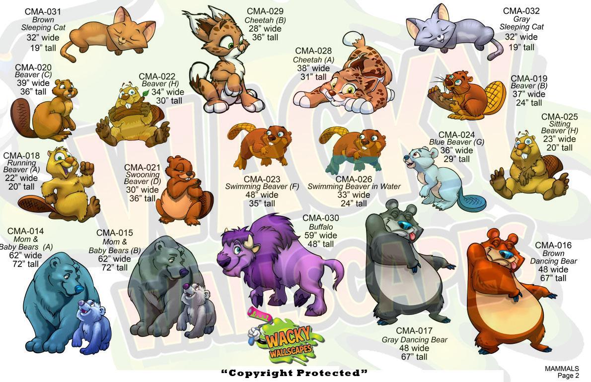 Mammals 2
