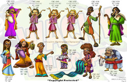 Bible Characters 9
