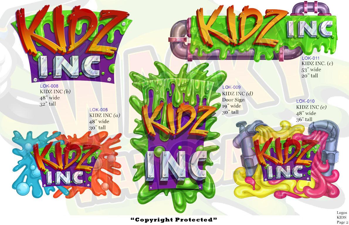 Kids Logos 2