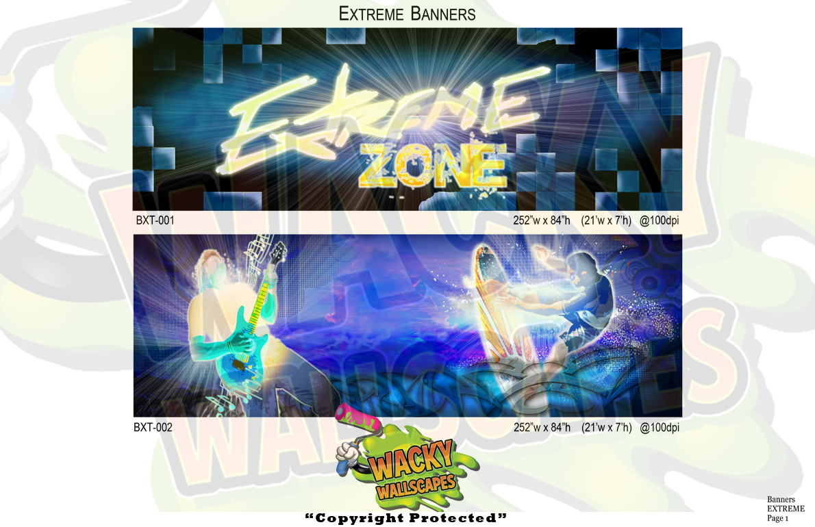 Extreme Banners 2