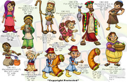 Bible Characters 7