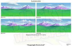 Landscape Murals 7