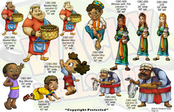 Bible Characters 2