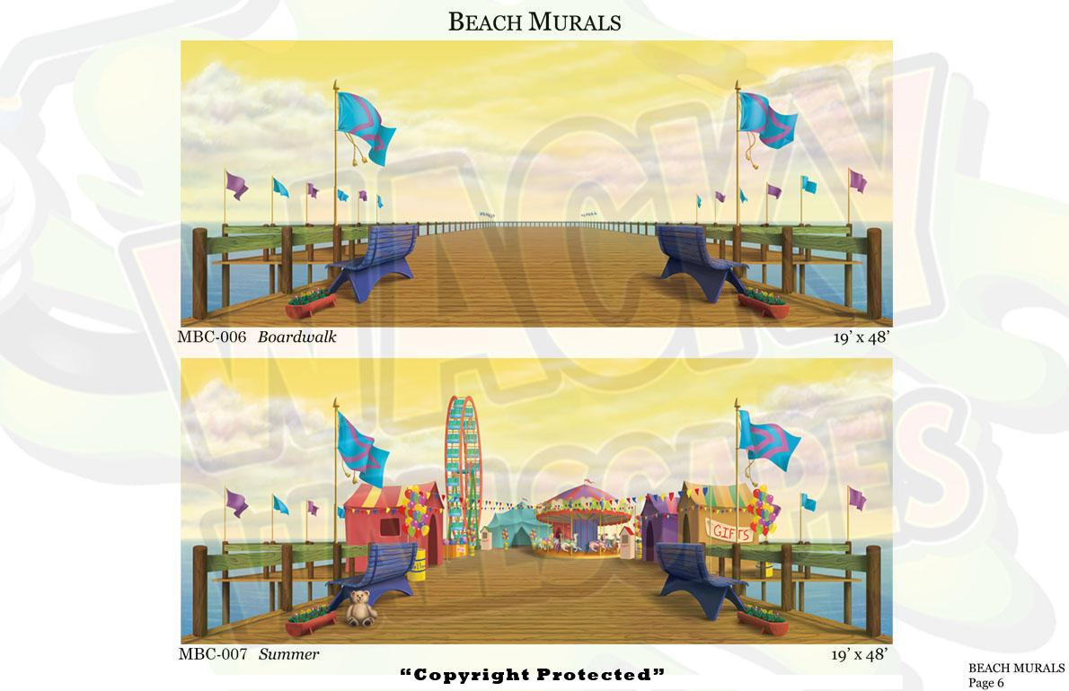 Beach Mural 11