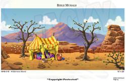 Bible Mural 6