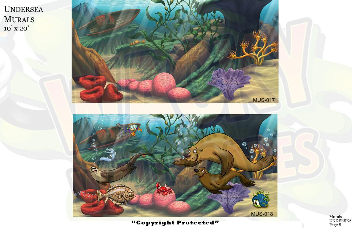 Undersea Murals 21