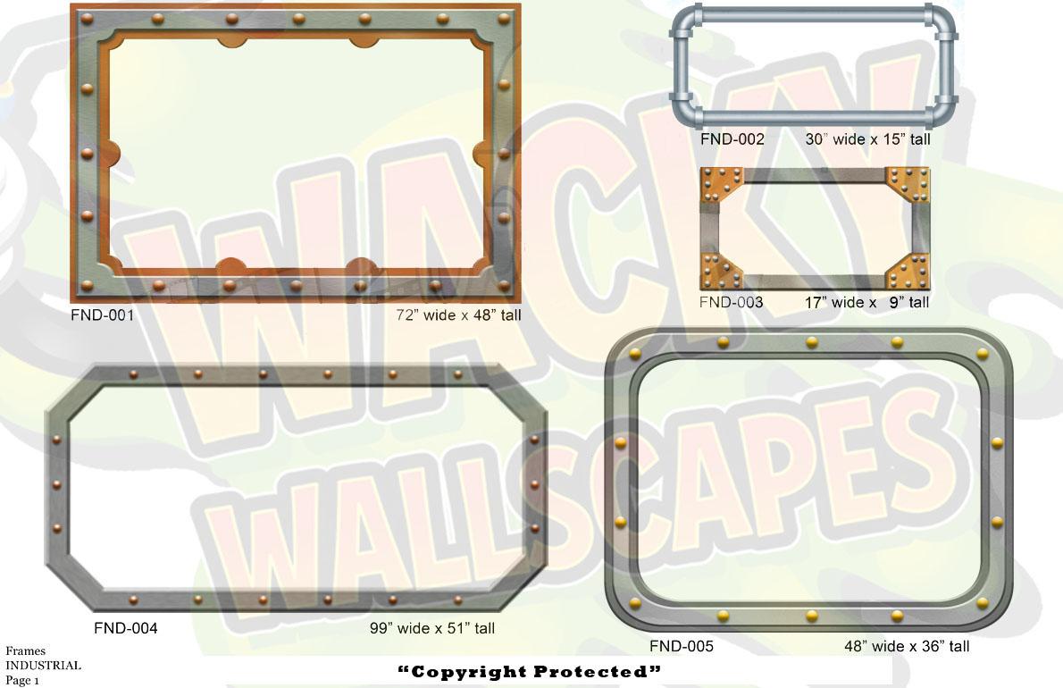 Frames Industrial
