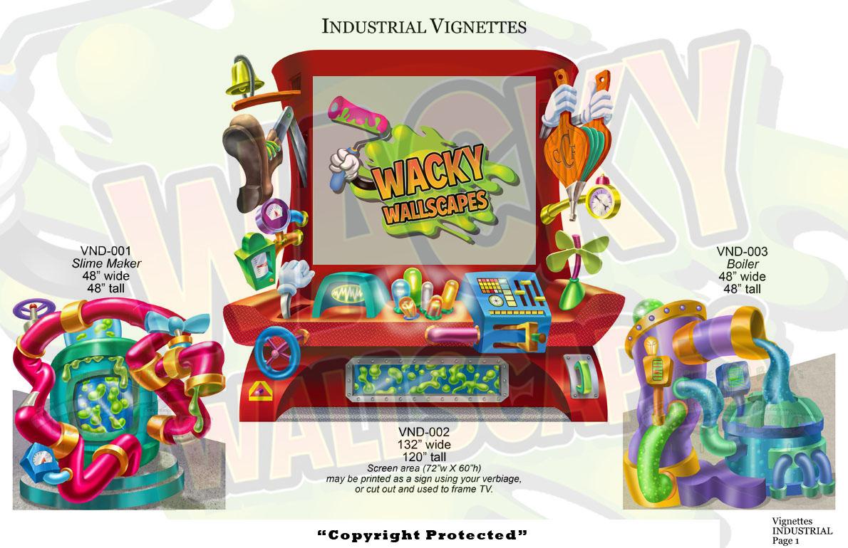 industrial vignettes