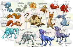 Mammals 7