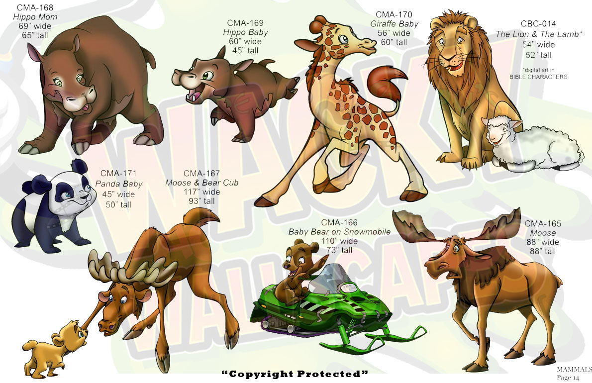 Mammals 12