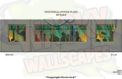 Industrial Mural 3