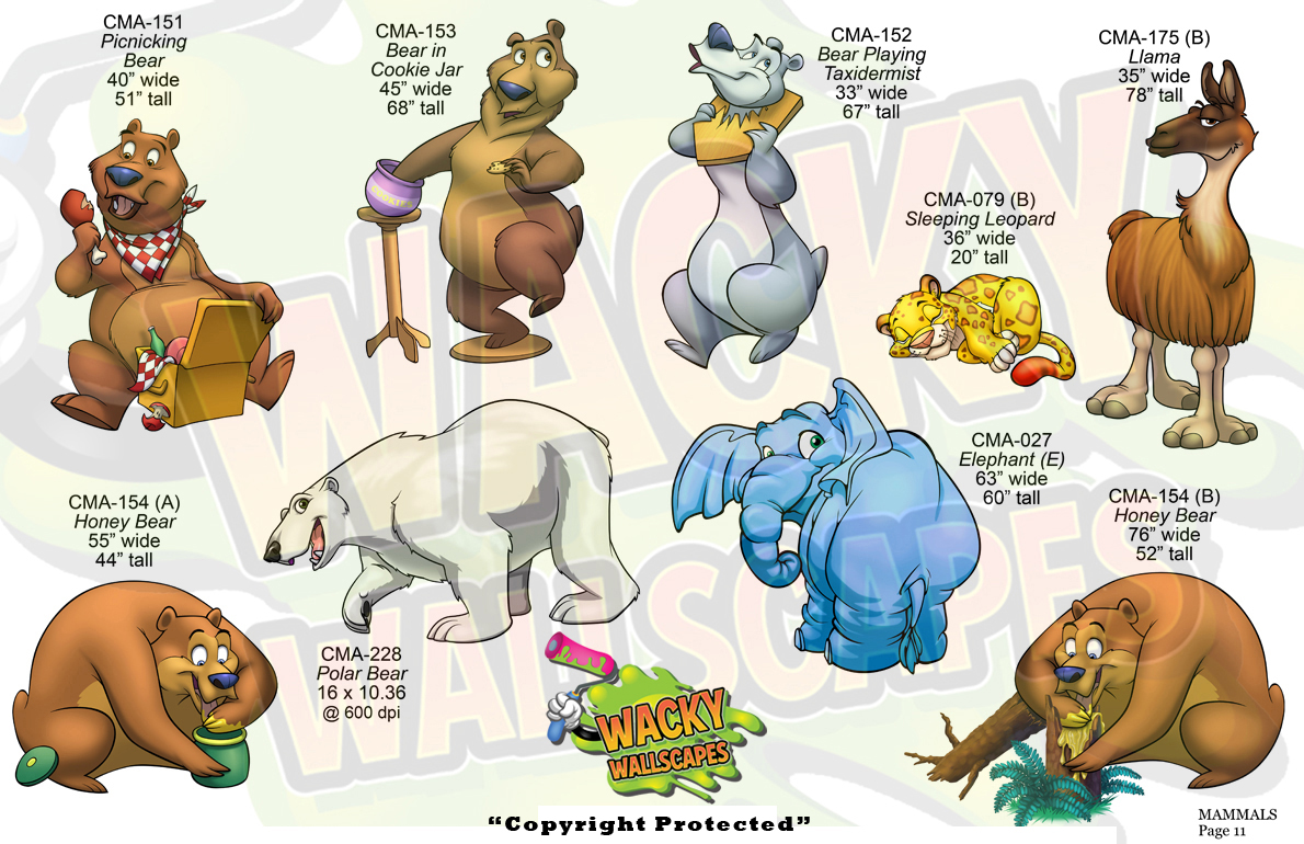 Mammals 13