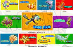 Undersea Banners 3
