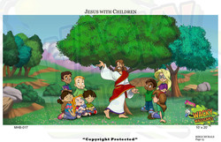 Bible Mural 5