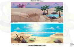 Desert Murals