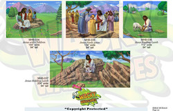 Bible Murals 15