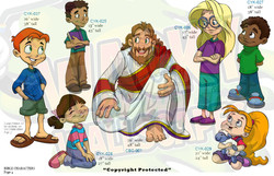 Bible Characters 5