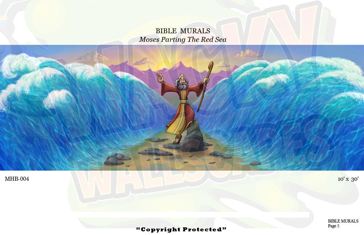 Bible Mural 25