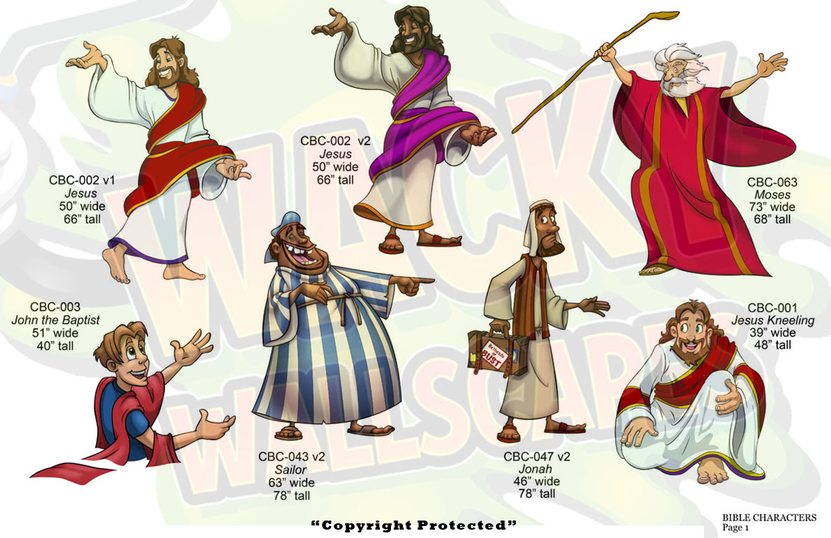 Bible Characters