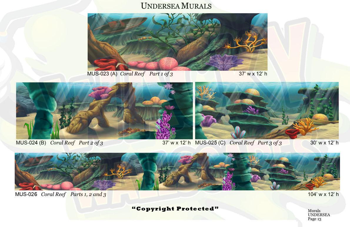 Undersea Murals 9