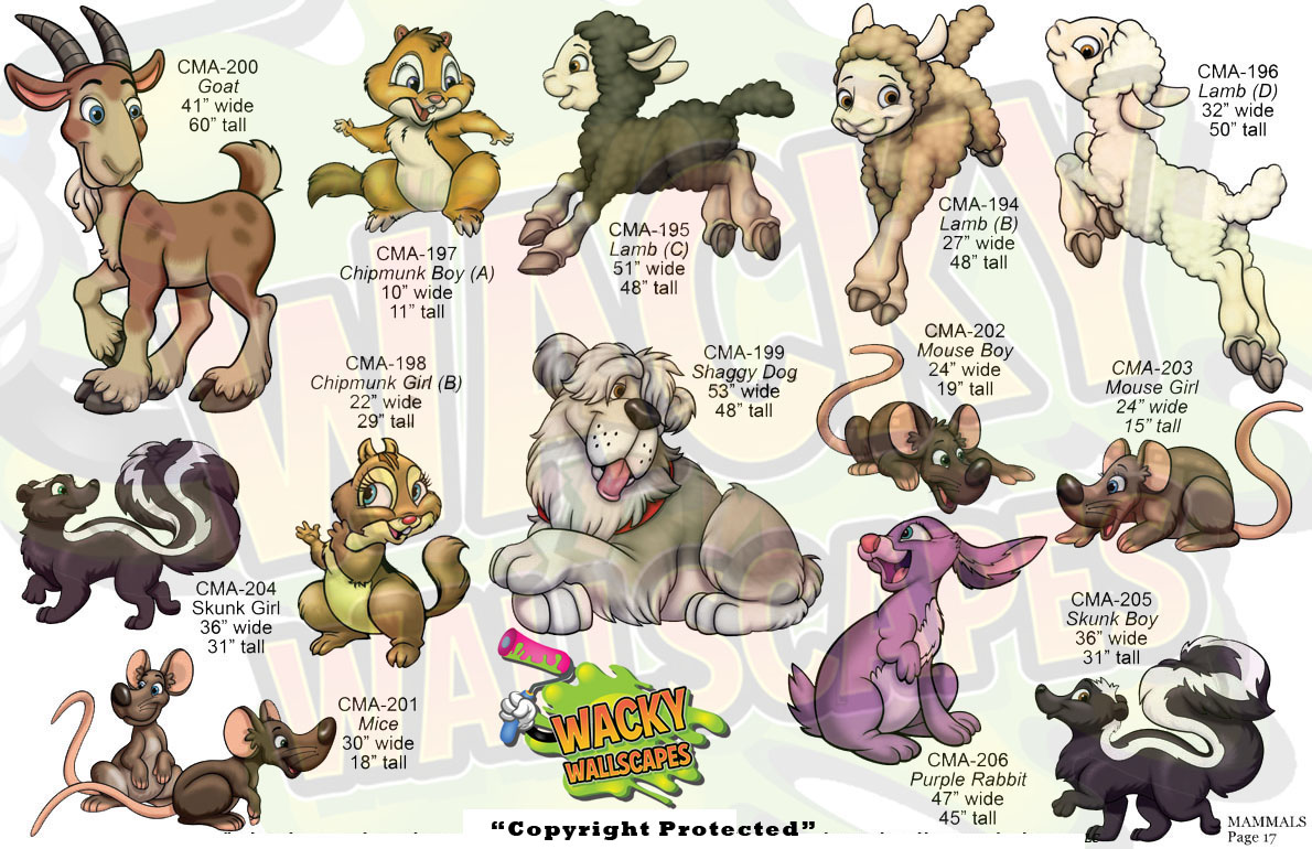 Mammals 17