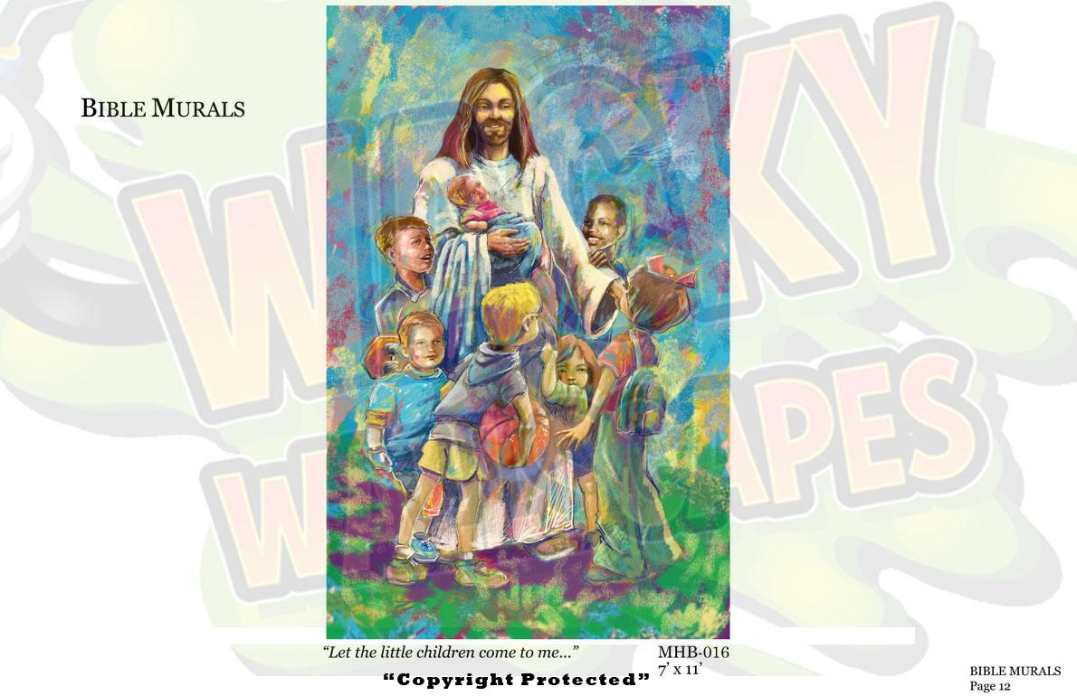 Bible Mural 4