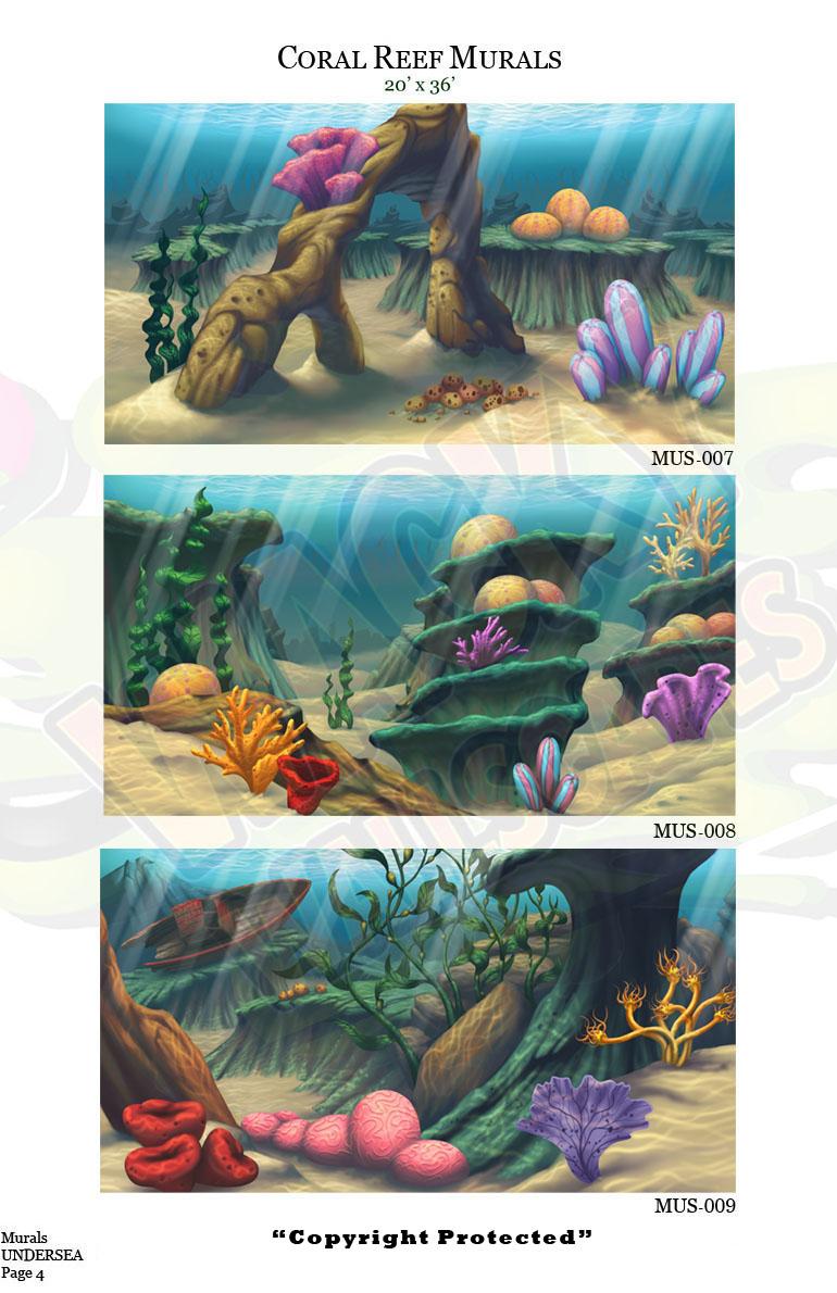 Undersea Murals 17