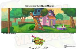 Club/Treehouse Mural9