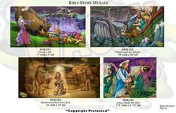 Bible Murals 13