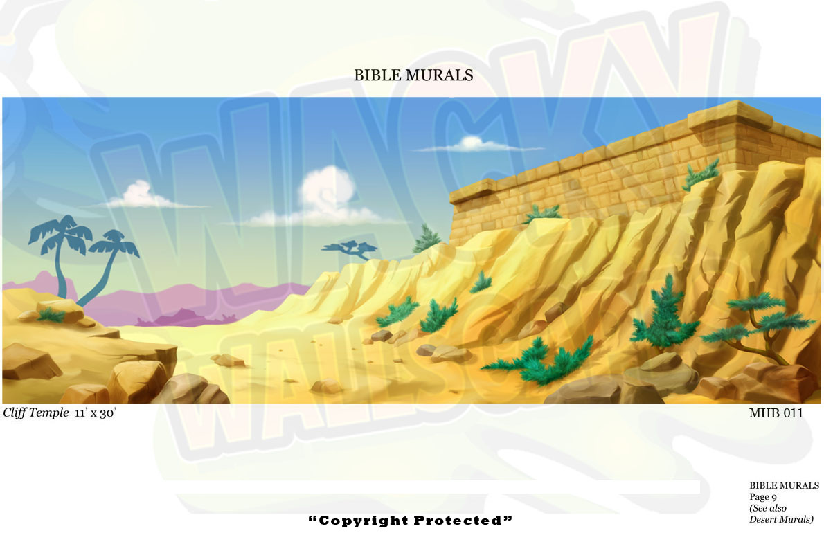 Bible Mural 29