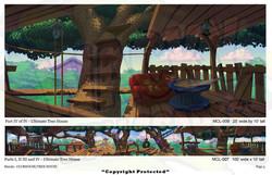 Club/Treehouse Murals 7