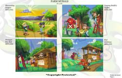 Farm Mural 2