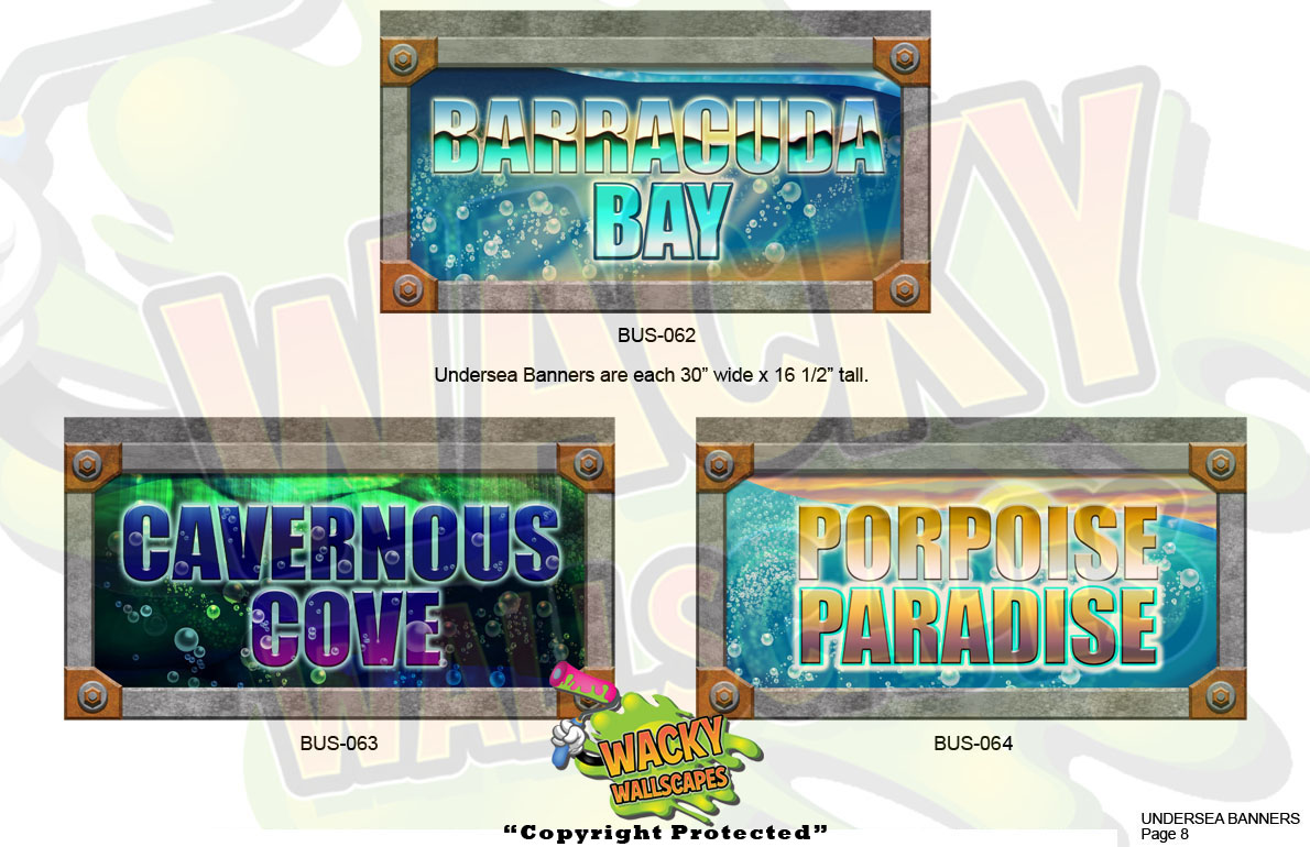 Undersea Banners 7