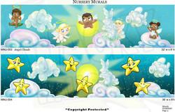 Nursery Murals 3