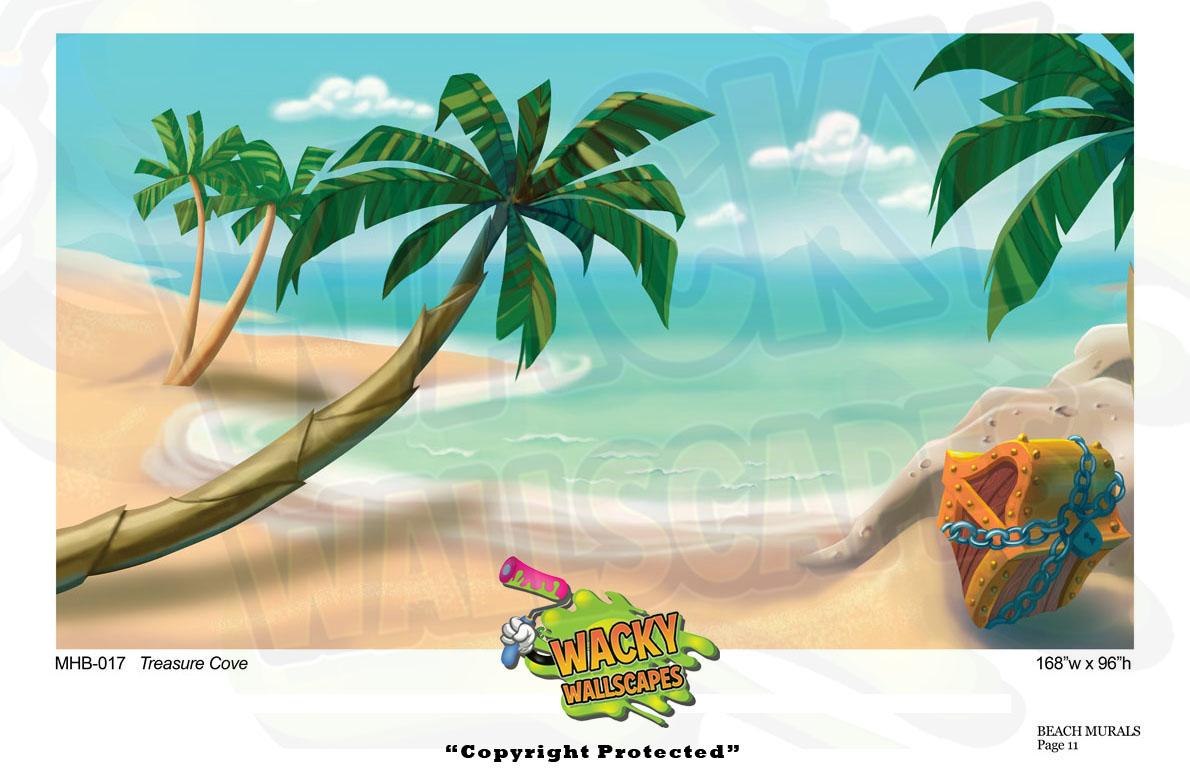 Beach Murals 3