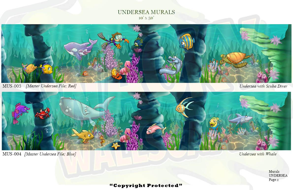 Undersea Murals 15