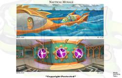 Nautical Mural 4