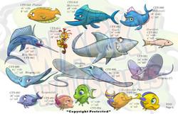 Undersea Fish 6