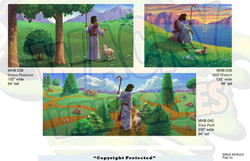Bible Murals 16