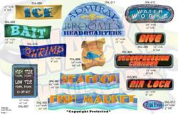 nautical signage