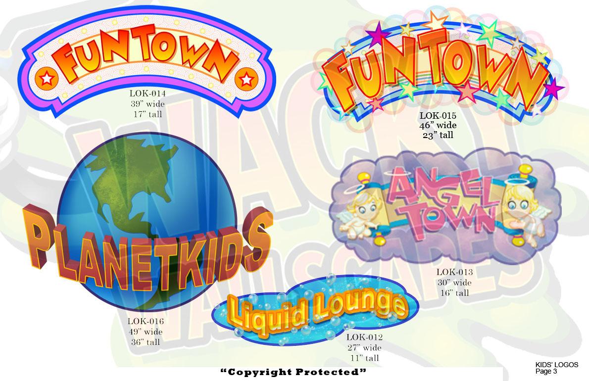 Kids Logos 3