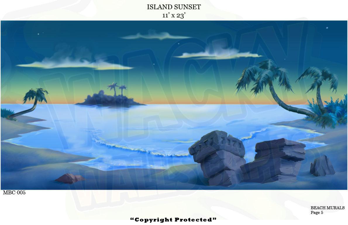 Beach Mural 10
