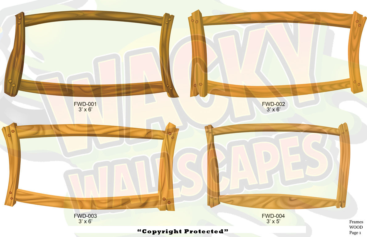 frames wood