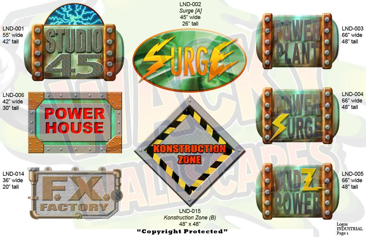 Industrial Logos 3