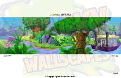 Jungle Mural 4