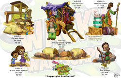 biblical vignettes