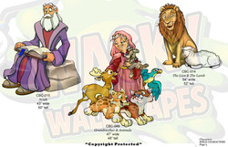 Bible Characters 6