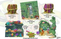 undersea vignettes