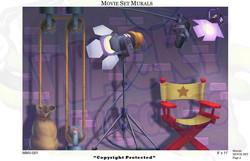 Movie Mural 2