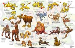 Mammals 5
